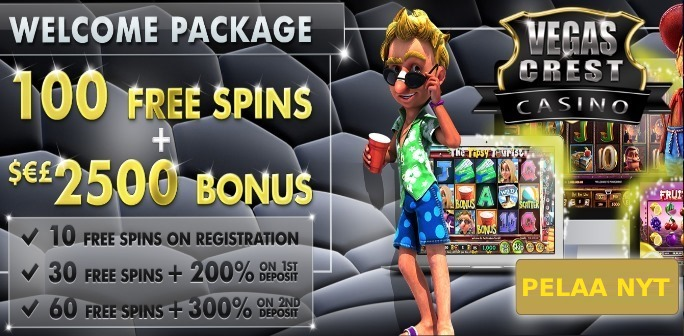 Netti Casinot Spin Palace